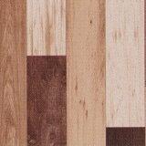 明和グラビア スタイリッシュフローリン(ロール物) 91cm幅×20m巻 SFR-01寄木 ブラウン 229006