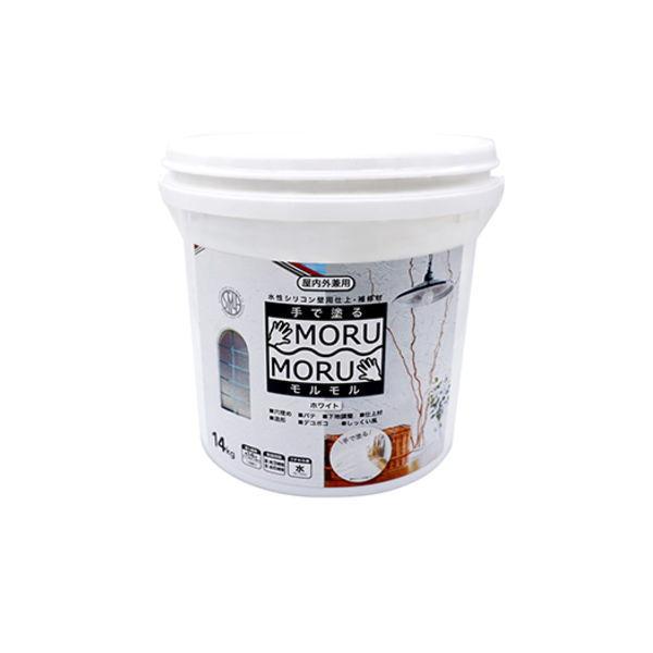7月下旬予定 ニッペ しっくい風塗料 STYLE MORUMORU モルモル 14kg