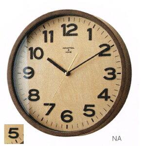 日本メーカー製の電波ステップムーブメントインターフォルム 壁掛け時計 DARYL(ダリル) CL-7973NA