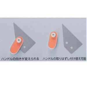 ヤヨイ化学ミニ地ベラくるピタ約150mm1.2mm厚359-016