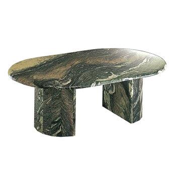 大理石テーブルRR46RLロッソルアーナ