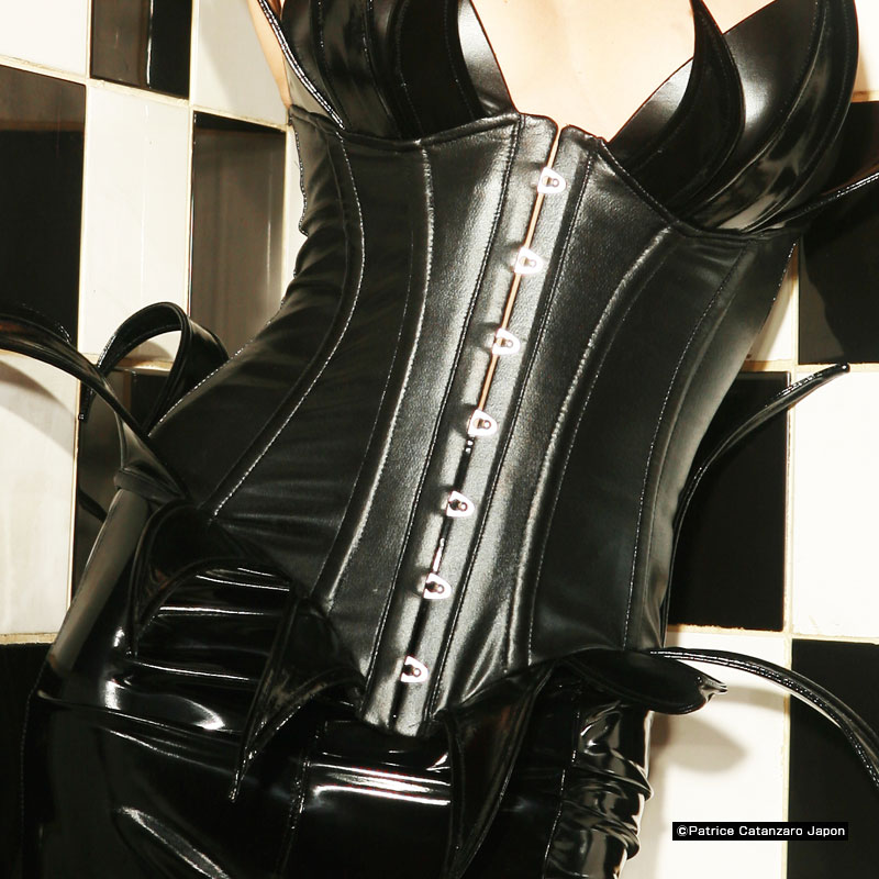BARBIE コルセット 【TOME7】 フランスのフェティッシュ系ファッション「パトリス・カタンザロ」:INTERMANIA