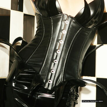 BARBIE コルセット 【TOME7】 フランスのフェティッシュ系ファッション「パトリス・カタンザロ」