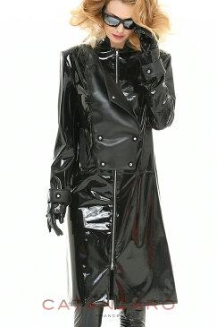 CONSTANCE コート 【トーム15】 フランスのフェティッシュ系ファッション「パトリス・カタンザロ」