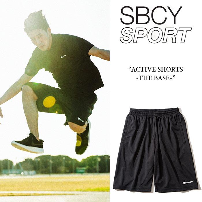SUBCIETY SPORT(サブサエティ スポ−ツ)ACTIVE SHORTS-THE BASE-【2017SUMMER新作】...