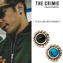 CRIMIE(クライミー)G&G 10K PIERCE【2017AUTUMN/WINTER先行予約】【送料無料】【キャンセル不可】【C1G3-CXAG-GP02】【C1G3-CXAG-GP04】【CRIMIE ピアス】