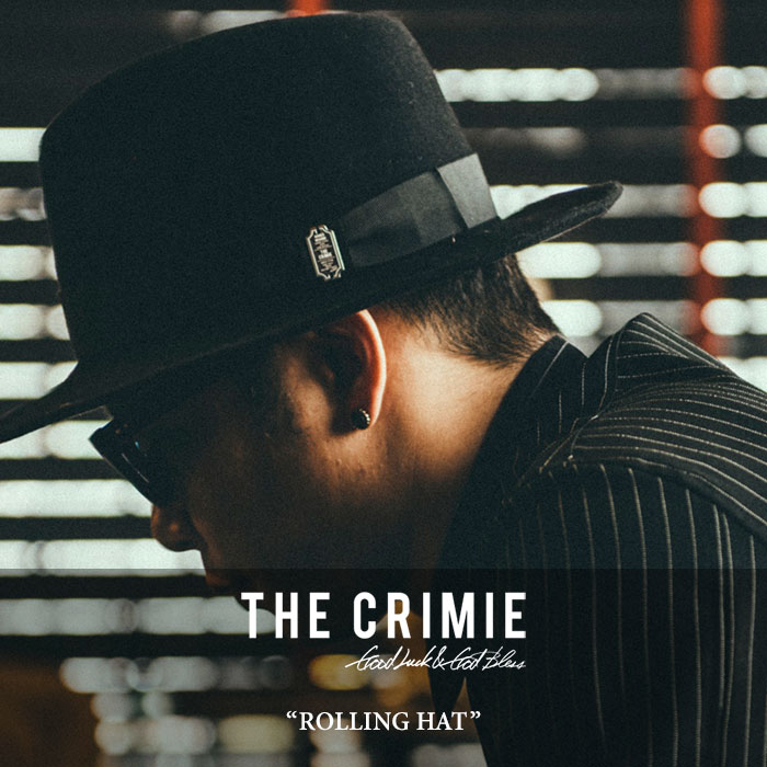 CRIMIE(クライミー)ROLLING HAT【2017AUTUMN/WINTER新作】【送料無料】【即発送可...