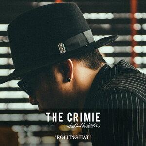 CRIMIE(クライミー)ROLLINGHAT【2017AUTUMN/WINTER先行予約】【送料無料】【キャンセル不可】【C1G5-CXHT-RH01】【CRIMIEローリングハット】