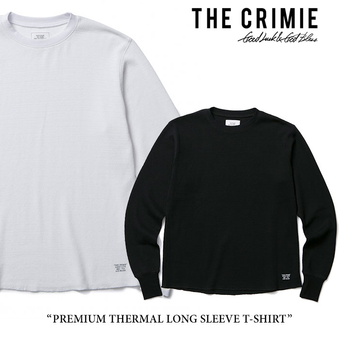 CRIMIE(クライミー)PREMIUM THERMAL LONG SLEEVE T-SHIRT【2017AUTUMN/WINTER新入...