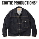 COOTIE (クーティー) 1st Type Denim Jacket 【デ ...