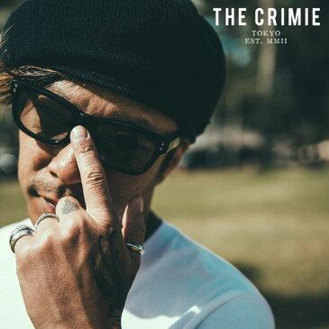 CRIMIE(クライミー)ROB BIKER SHADE【サングラス グラサン 眼鏡 アメカジ オシャレ 定番 人気】【ケース付き】【アイウェア メガネ カラーレンズ 】【ブルーレンズ ブラックレンズ】【CRA1-EW01-RB01】【