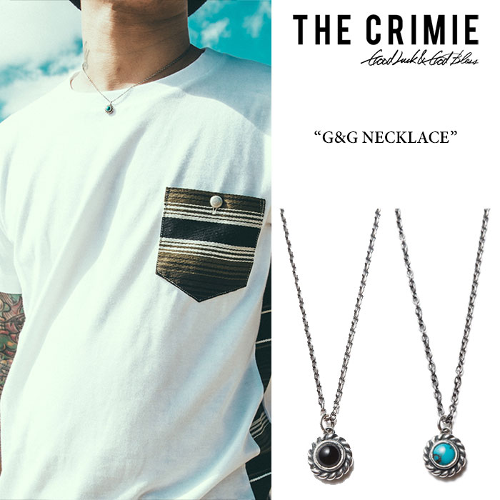CRIMIE(クライミー)G&G NECKLACE【2017SUMMER新作】【送料無料】【即発送可能...