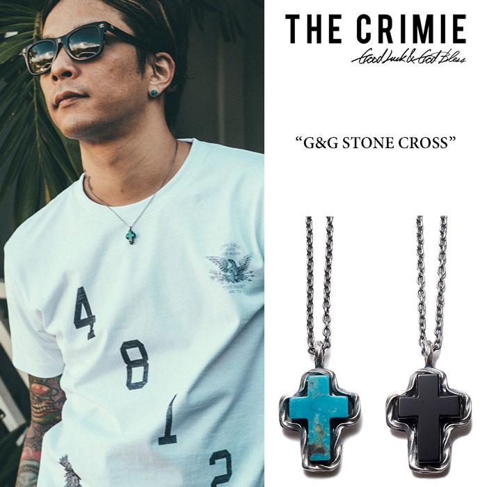 CRIMIE(クライミー)G&G STONE CROSS【2017SUMMER新作】【送料無料】【即発送可...