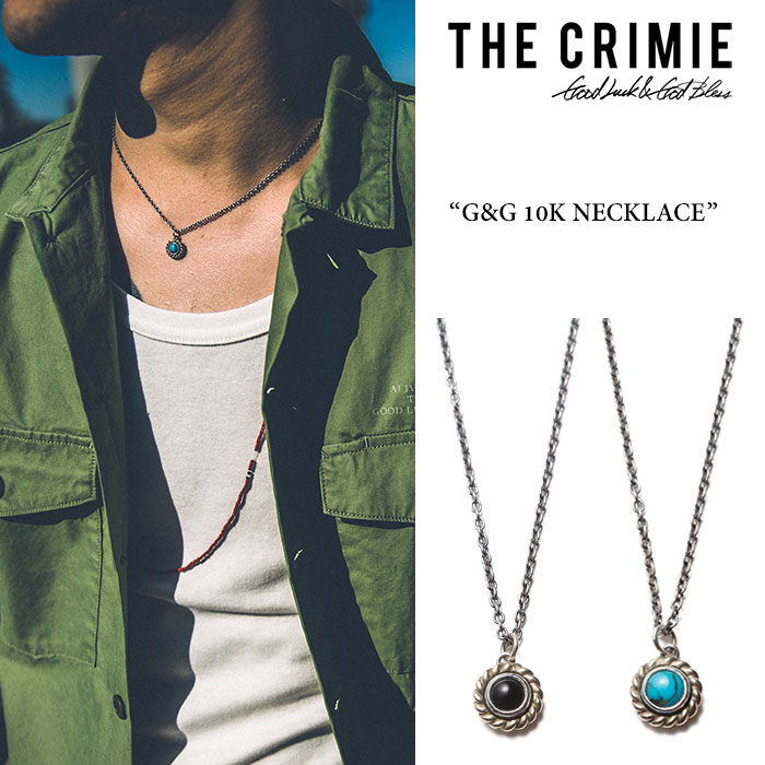 CRIMIE(クライミー)G&G 10K NECKLACE【2017SUMMER新作】【送料無料】【即発送...