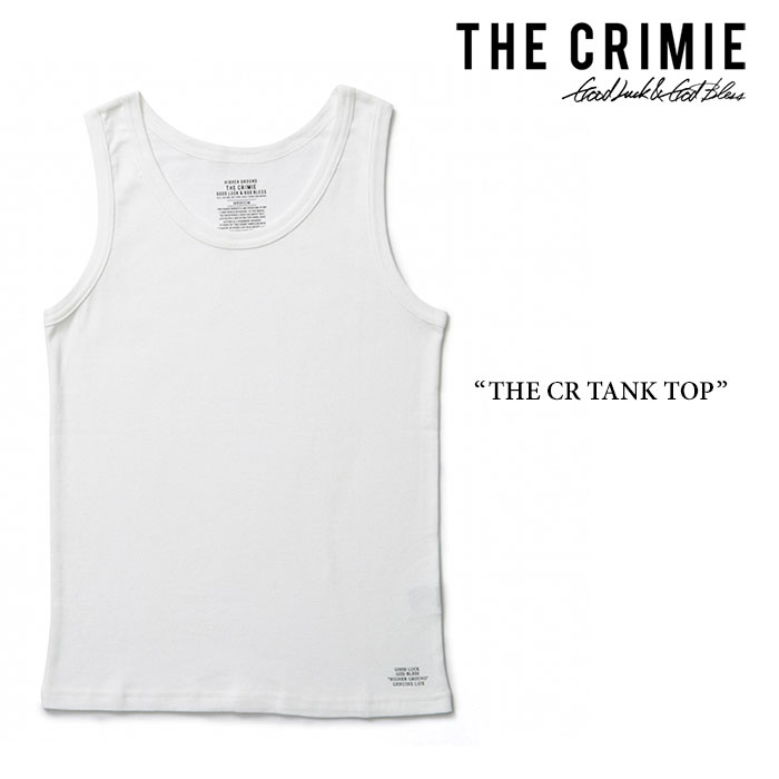 CRIMIE(クライミー)THE CR TANK TOP【2017SUMMER先行予約】【即発送可能】【C1G3-C...