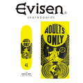 Evisen Skateboards (エヴィセン スケートボード) ...