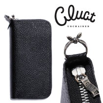 CLUCT(クラクト)ZIP LEATHER WALLET【2019SPRING新作】【#02959】【ウォレット】