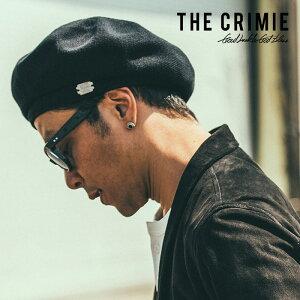 CRIMIE(クライミー)THE CR BERET【先行予約】【キャンセル不可】【C1K1-CXCP-BR01】【ベレー帽】