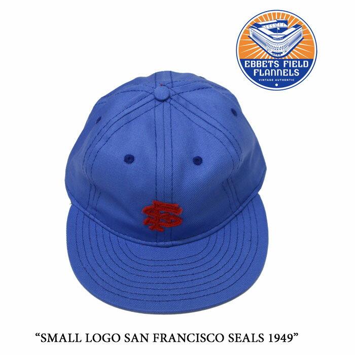 EBBETS FIELD FLANNELS(エベッツフィールドフランネルズ)SMALL LOGO SAN FRANCISCO...