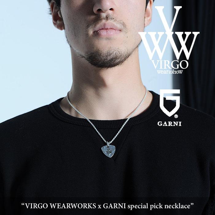 VIRGO(ヴァルゴ)VIRGO WEARWORKS x GARNI special pick necklace【2017AUTUMN/WINT...