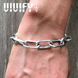 VIVIFY(ヴィヴィファイ)(ビビファイ)Some ways Heavy Chain Blacelet【VIVIFY ブレスレット】【メンズ レディース】【VFB-175】【オーダーメイド ハンドメイド 受注生産】【キャンセル不可】
