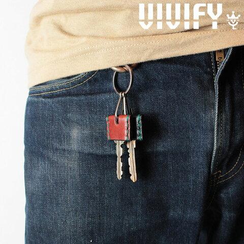 VIVIFY(ヴィヴィファイ)(ビビファイ)ColorStitch Leather KeyCover【VIVIFY キーカバー】【VFO-109】【オーダーメイド 受注生産】【キャンセル不可】