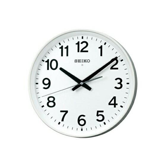 『セイコー(SEIKO)』 スタンダード電波掛時計 KX317W