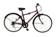 「折りたたみ自転車」ClassocMimugoFDB700C6SクラシックミムゴMG-CM700C【送料無料送料込み】