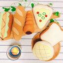 ワンワンベーカリー[ドッグトイ/食パン/メロンパン/コロネ/フランスパン/ホットドッグ/ピザパン/小型犬/中型犬/ペット/おもちゃ]