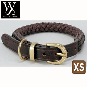 waifs&strays ロープカラー マルーン XS