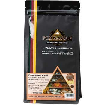 PINNACLE ピナクル サーモン&ポテト 全年齢犬用(アレルギー対応) 2kg