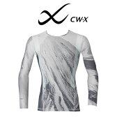 【メンズ】[ワコール]CW-X 柔流 レボリューションタイプ 丸首ロングスリーブシャツJAO001<男性用/スポーツ用インナーウェア>【wcl-cwx-mt】【n】【310】【n07】【p】【】