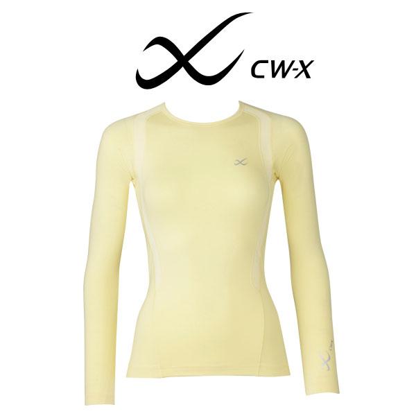 [ワコール]CW-X 柔流(Jyuryu) ラウンドネック(長袖) HOTタイプ<レディース>JAY220【wcl-cwx-wt】【511】【n】【n07】【p】【79w】【】