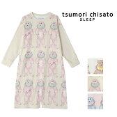 [ワコール]tsumori chisato SLEEP(ツモリチサト)ムーンベア ワンピース【ルームウェア・ナイティ・パジャマ】【612】【n】【n02】【p】【】