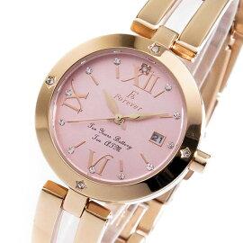 フォーエバーFOREVERクオーツ腕時計FL-1211-7Rピンクレディース