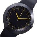 【今月特価】【ポイント5倍】(〜8/31) ピーオーエス POS ノーマル フジ F43-04/20BL クオーツ 腕時計 NML020042 ブラック メンズ