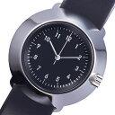 【ポイント5倍】(〜1/31) ピーオーエス POS ノーマル フジ F31-02/15BL2 クオーツ 腕時計 NML020049 ブラック メンズ