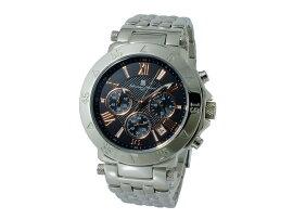 サルバトーレマーラSALVATOREMARRAクロノグラフ腕時計SM8005-BKPG