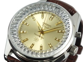 オリエントORIENTノーススター復刻モデル腕時計URL002DL