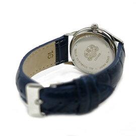 グランドールGRANDEURクオーツ腕時計GSX058L1ホワイト/シルバーレディース