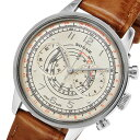 【ポイント5倍】(〜1/31) ゾンネ SONNE ヒストリカルコレクション クロノグラフ クオーツ 腕時計 HI001SV ブラック メンズ