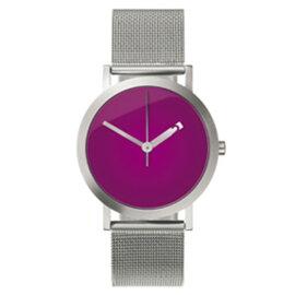 ピーオーエスPOSノーマルEXTRANORMALVIVIDSERIES腕時計NML020013(EN-GM08)マゼンタユニセックス