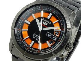 セイコーファイブSEIKO5スポーツ自動巻き腕時計SRP345J1メンズ