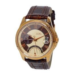 1bcb462e9c ... スタッグSTAG腕時計BusinessLine日本製クオーツSTG001P1メンズ ...