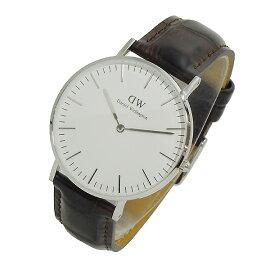 ダニエルウェリントンDanielWellingtonヨーククオーツ36腕時計0610DWユニセックス