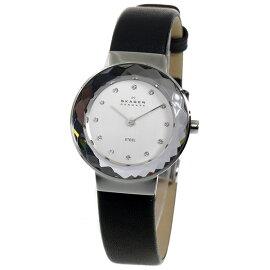 スカーゲンSKAGENクラシッククオーツ腕時計SKW2005シルバーレディース