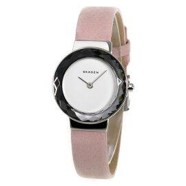 スカーゲンSKAGENレオノーラクオーツ腕時計SKW2425ピンクレディース
