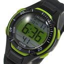 【ポイント5倍】(〜3/31)【キャッシュレス5%】カクタス CACTUS クオーツ ウォッチ 腕時計 CAC-82-M01 ブラック/グリーン キッズ