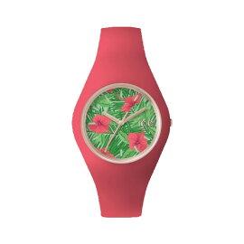 アイスウォッチICEWATCHフラワークオーツ腕時計ICE.FL.ALO.U.S.15アロハユニセックス