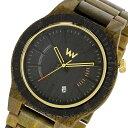 【ポイント5倍】(〜3/31) ウィーウッド WEWOOD 木製 ASSUNT ARMY アサント 腕時計 9818114 ブラック 国内正規 メンズ